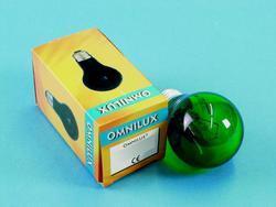 OMNILUX A19 230V/25W E-27 verde