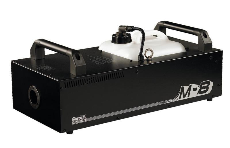 ANTARI M-8 Mașină de fum pentru scenă cu controler