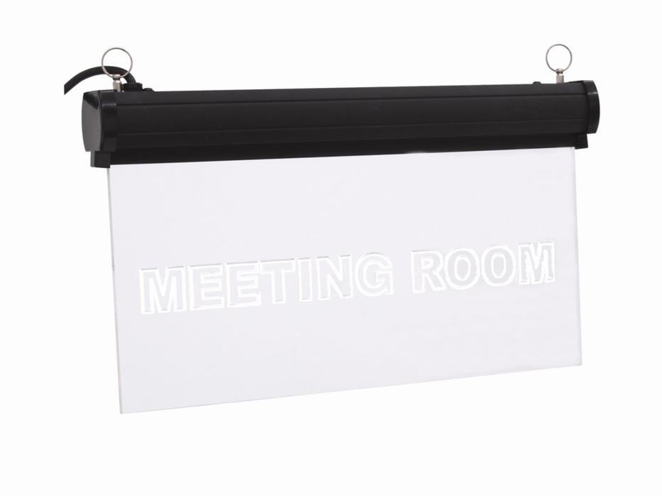 """EUROLITE LED Indicator """"MEETING ROOM"""""""