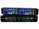 OMNITRONIC XDP-2800 Dual CD/MP3/SD/USB