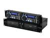OMNITRONIC XCP-2800MT Dual CD player