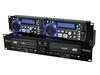 OMNITRONIC XDP-2800MT Dual CD/MP3 player