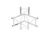 ALUTRUSS DECOLOCK DQ2-PAC44V piesă cu 4 direcții, in forma de colț