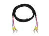 OMNITRONIC Cablu cu papuci Y pentru OMNITRONIC LUB-27