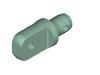 ALUTRUSS Conector pentru țeavă stabilizatoare F-PA-7-500