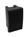 OMNITRONIC Boxă de control 5, neagră