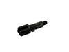 REUTLINGER Suport pentru cablu tip 50SVII-GK14/28W, negru
