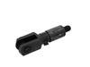 REUTLINGER Suport pentru cablu tip 80SVII-GK20/40, negru