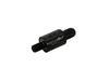 REUTLINGER Suport pentru cablu tip 50SVII-M12BG, negru