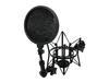 OMNITRONIC PS1 Filtru și suport anti șoc pentru microfon