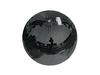 EUROLITE Glob cu oglinzi negru, 50cm