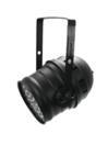 EUROLITE LED PAR-64 RGBAW 49x3W scurt, negru