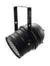 EUROLITE LED PAR-64 RGBW+UV scurt, negru