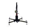 GUIL ELC-505 Stativ cu troliu pentru schelă, 175kg, 5.2m