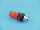 EUROLITE LED-strobe cu baza B-22, portocaliu