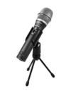 OMNITRONIC M-80 Microfon dinamic cu USB