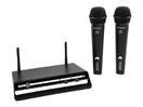 OMNITRONIC WM-2402 Sistem wireless de microfon