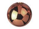 EUROPALMS Glob decorativ, 6cm, arămiu, lucios (6 buc)
