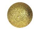 EUROPALMS Glob decorativ, 3,5cm, auriu, sclipitor (48 buc)