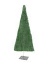 EUROPALMS Brad, plat, verde închis, 120cm