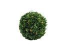 EUROPALMS Sferă de Crăciun, verde, 25cm