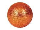 EUROPALMS Glob decorativ, 6cm, arămiu, sclipitor (6 buc)