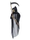 EUROPALMS Personaj de Halloween, Secerător, 135x16x178cm