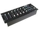 OMNITRONIC EM-640B Mixer multifuncţional de spectacol, negru