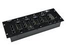 OMNITRONIC PM-444  Mixer pentru DJ, pe 4 canale cu USB