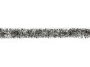 EUROPALMS Ghirlandă argintie, 12x180cm
