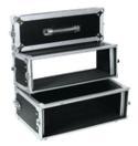 OMNITRONIC Tour Pro Case pentru dublu CD player, 3U, negru