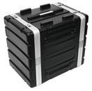 OMNITRONIC Rack din plastic KR-19, 8U, DD, negru