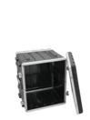 OMNITRONIC Rack din plastic KR-19 KR-19, 12U, DD, negru