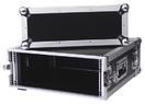 OMNITRONIC Rack pentru amplificator PR-2,  4U, 42cm adancime