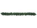 EUROPALMS Ghirlandă de pin, verde, 270cm