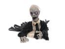 EUROPALMS Zombie de Halloween, animat