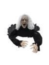 EUROPALMS Zombie bătrână de Halloween, animat