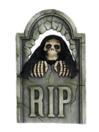 EUROPALMS Piatră de mormant de Halloween, animată