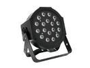 EUROLITE LED SLS-180 Proiector de podea RGB 18x1W