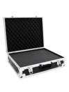 OMNITRONIC GR-1 Case universal tapițat cu burete, mare, negru