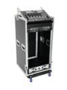 OMNITRONIC Case special Combo Pro, 20 U, cu roți
