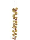 EUROPALMS Ghirlanda de toamnă, maro,180cm