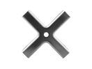 OMNITRONIC Cruce stabilizare separatoare, 9,2mm