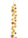 EUROPALMS Ghirlanda de toamna, galbena, 180cm