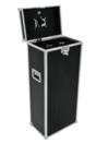 OMNITRONIC Case pentru 6x standuri de microfoane