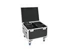 FUTURELIGHT Case pentru 4x EYE-7 RGBW cu roți