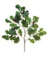 EUROPALMS Ramură de stejar cu ghinde, 6 buc