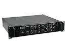 OMNITRONIC MPVZ-250.6 PA Amplificator cu mixare