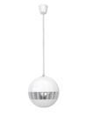 OMNITRONIC WP-1H Boxă sferică de tavan, albă