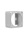 OMNITRONIC PA Carcasă de suprafață pentru controler de volum/program, argintie